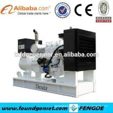 2015 new low fuel consumption 50KW Deutz industrial diesel generator