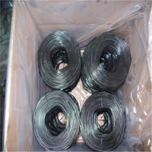 Hot mergulhado galvanizado fio em bobinas