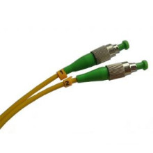 FC / APC-FC / APC Simplex Sm Fibre Optique Patch Cord
