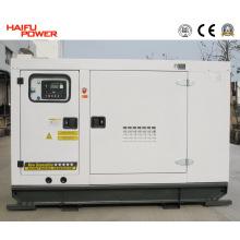 Grupo de geração diesel silencioso de CUMMINS 112kw