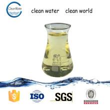 Teñido de tratamiento de aguas residuales poliamina tornillo prensa desecación