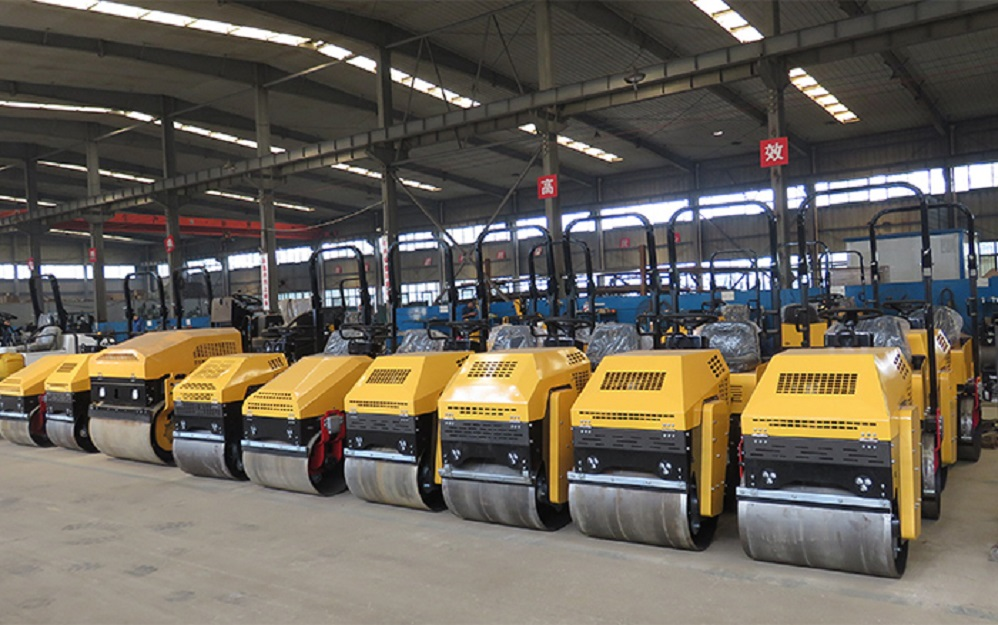 Tandem Vibratory Rollers