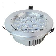 Plafonnier de prix concurrentiel d'usine LED