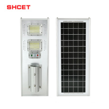 All in one 100 watt 150 watt 200 watt integrated led solar street light