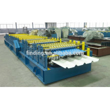 china cnc double layer forming machine for building construction/high efficient tile making machine
