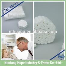 Rollo de algodón dental 100% de productos dentales puros