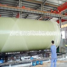 Fiberglass pipe tank cylinder filament winding machine