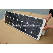 El mejor precio garantizado IP65 CE cualificado La calidad aseguró 50W llevó la iluminación de calle solar al aire libre