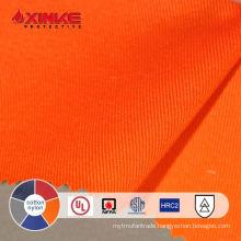 7oz 88%cotton 12%nylon flame retardant THPC fabric for overall