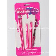 5pcs conjunto de papelaria / conjunto de lápis de papelaria promocional (au107)