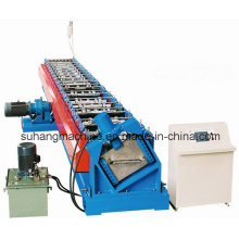Automatic 5.5kw Hydraulic Power Anode Plate Roll Forming Machine