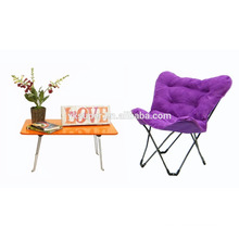 Beautiful foldable butterfly chair/lazy chair