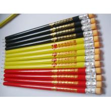 Длинный студент карандаш с ластиком ТС-Р002