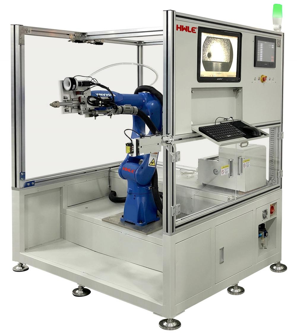 Robot Screw Locking Machine