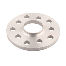 Fabrication services customized precision CNC aluminium cast forged pipe cover floor fittings stainless steel flange