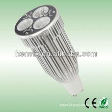High Power MR16 3*3W 10W Led Spotlight