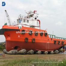 Bolsa a ar de lançamento do navio marinho durável do equipamento do preço de fábrica