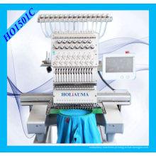 Cabeça de um pequeno computador única cabeça bordado máquina Similar Tajima Design bordado do tampão