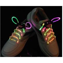 LED Schnürsenkel mit Batterie in Schuhe und Zubehör