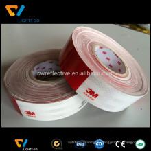 Китай 2016 3м алмазного 983 призматических красной и белой световозвращающей ленты