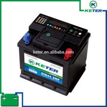 batería de coche eléctrico 12v 75d23l batería de coche calidad coreana