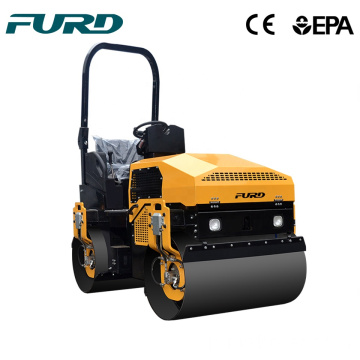 Small-frame Ride On Vibratory Asphalt Rollers for Sale