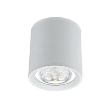Downlight LED cilíndrico decorativo de 40W