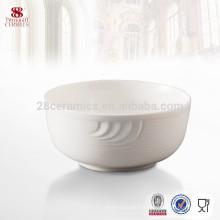 Céramique blanche ronde en gros directe