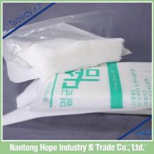 Heteroplastias não tecidas absorventes estéreis descartáveis