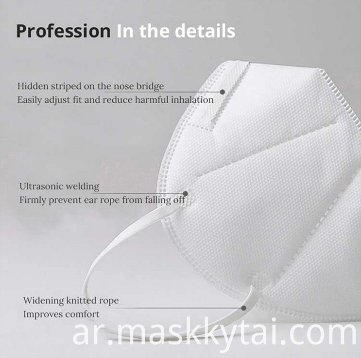 3D Disposable Face Mask