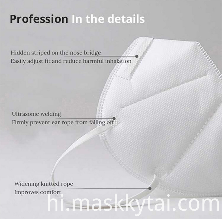 High Filtration Disposable Face Cover