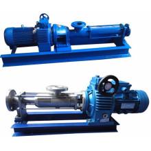 G type mono screw pump sewage mud pumps progressive cavity pump