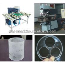 Máquina láser de vidrio YZ220 para perforar agujeros