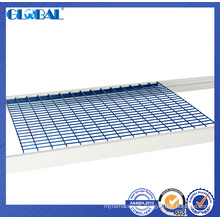 CE certificate powder coated wire mesh decking/customized wire panel for rack