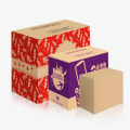 5 layers Custom Printed Corrugated Carton for Express