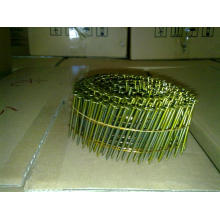 Twisted Shank Coil Wire Nails
