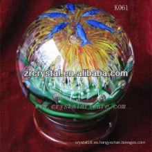 bonita bola de cristal k9 K061