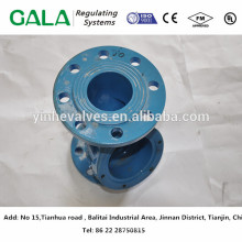 China 10 years high precision top supplier Y strainer valve body iron casting for water