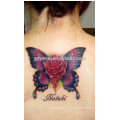 Печатание перехода воды временные татуировки для красоты adhorning