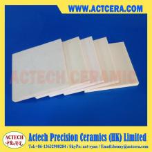 Suministro de 99% de alúmina Al2O3 alta pureza cerámica tablero/placa/bloque