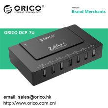 ORICO DCP-7U 84W 7-Port Desktop Super USB Charger for Ipad