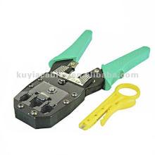 Инструмент для обжатия кабеля обжимного инструмента RJ11 RJ45
