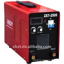portable mini dc inverter electric arc welding machine