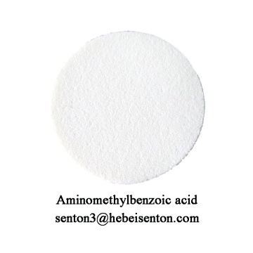 ผงสีขาว Aminomethyl Benzoic acid
