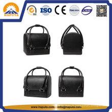 Bolsa de couro PU e bolsa de couro para cosméticos (HB-6610)