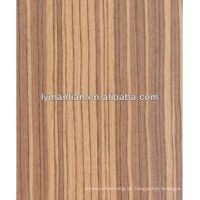 Carillas de bambú para monopatines y longboards.