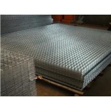 Оцинкованная сварная проволочная сетка, арматурная оцинкованная стальная конструкция Сварная проволочная сетка, проволочная сетка с покрытием из ПВХ, металлическая сетка