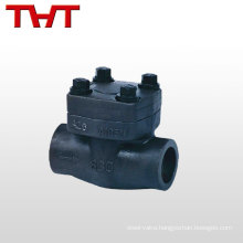 Cheap import products standard wafer type double swing check valve