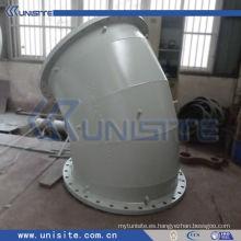 Tubería soldada de alta presión del acero de carbón de la pared doble para la draga (USC-6-002)
