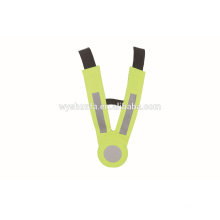 high visibility reflective safety equipment , 100% polyester pu fabric Ahot sale in 2015